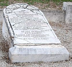 The Grave of  Dr John Philip